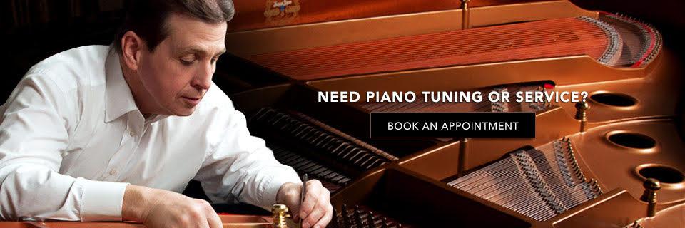 Master Piano Technician